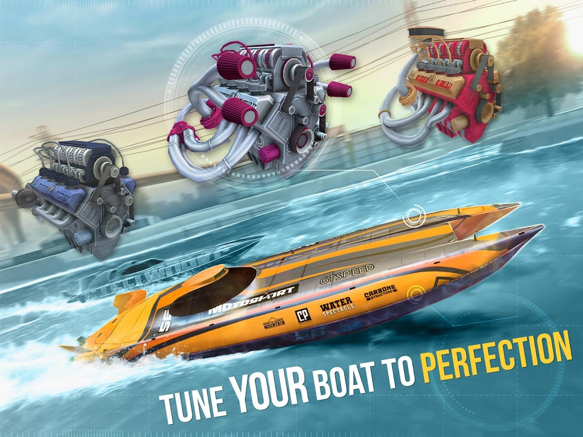 Top Boat: Racing Simulator 3D Screenshot 12
