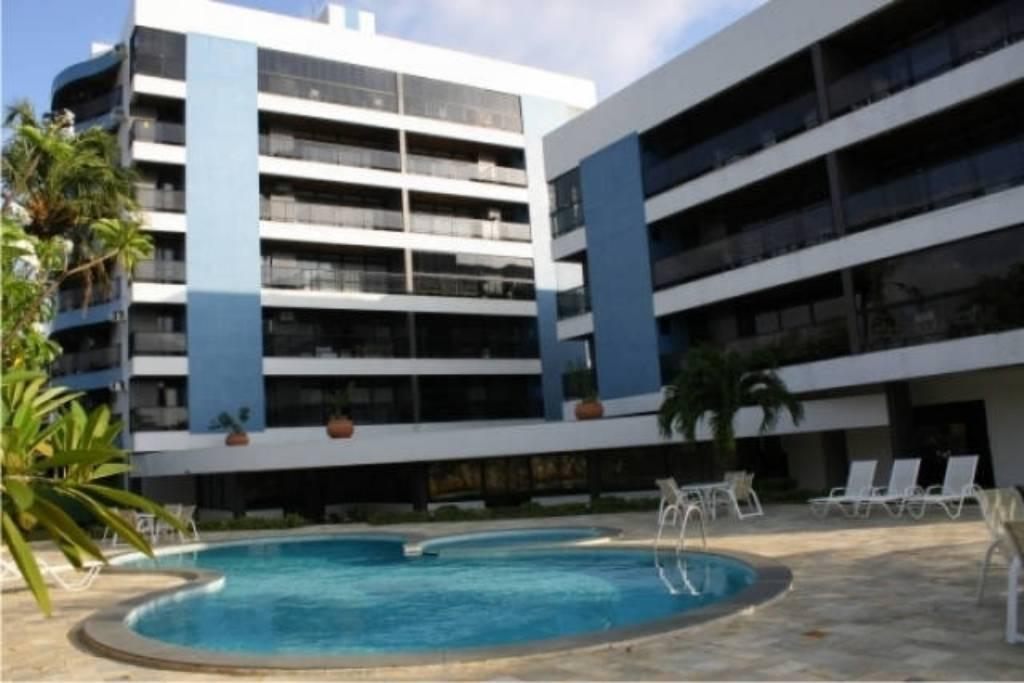 Apartamento residencial à venda, Amazônia Park, Cabedelo - AP5846.