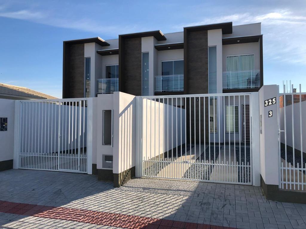 Sobrado residencial à venda, Mata Atlântica, Tijucas.