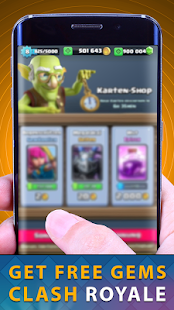 App Gems Of Chest Clash Royal Free apk for kindle fire