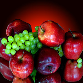 Apple delight by Asif Bora - Food & Drink Fruits & Vegetables