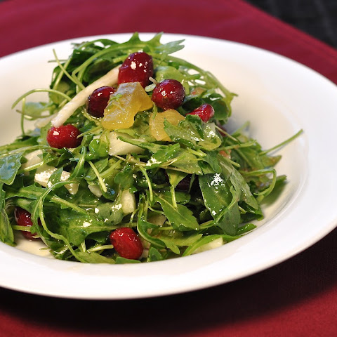 how to cook fresh cranberries for salad