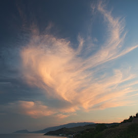 Crimea by Oleg Mikheev - Landscapes Cloud Formations ( crimea )