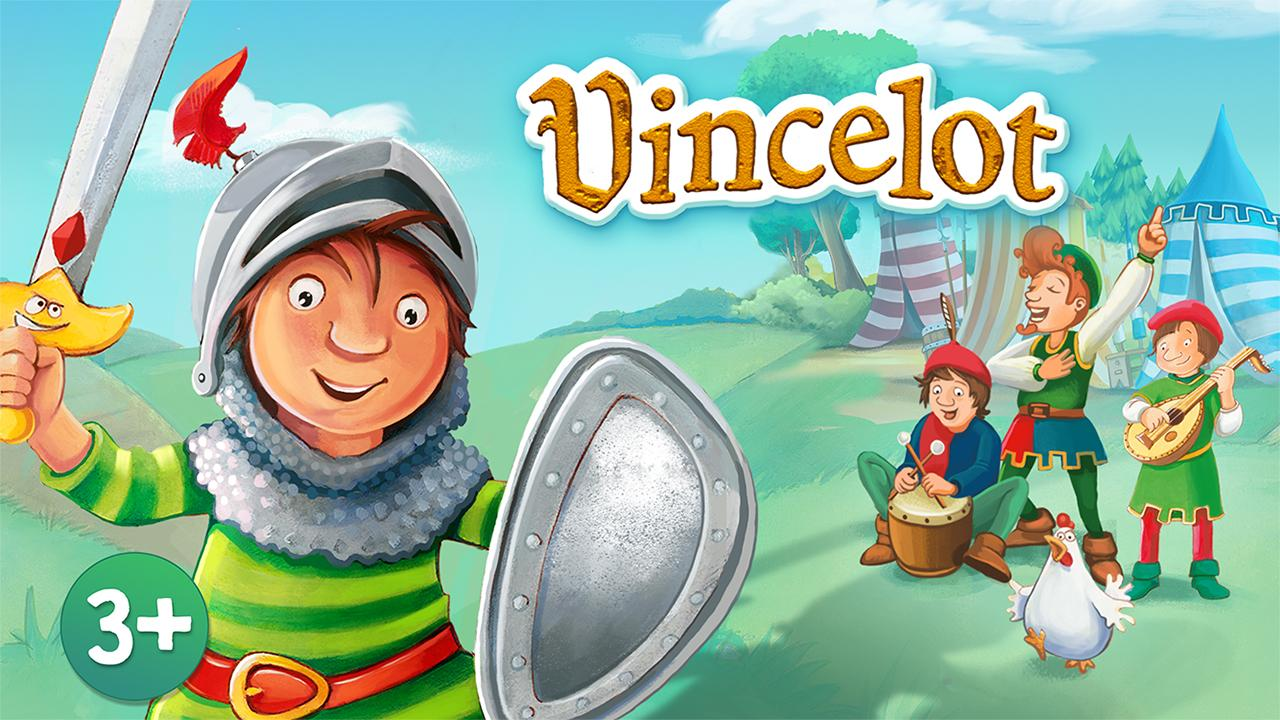 Vincelot: A Knight's Adventure Screenshot 0