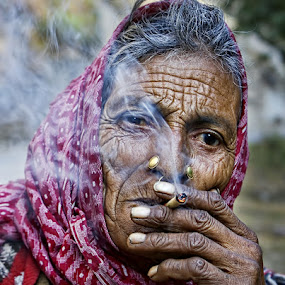 by Veeresh Pathania - People Portraits of Women