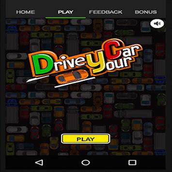 Drive Your Car Game apk screenshot