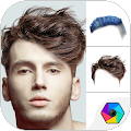 FREE HAIR STICKER FOR EDIT APK for Bluestacks
