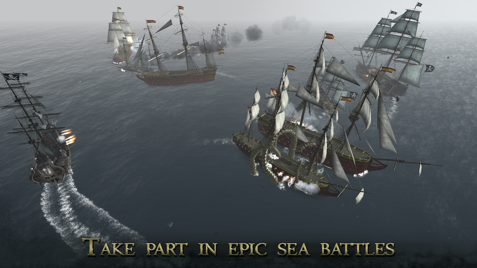 The Pirate: Plague of the Dead Screenshot 1