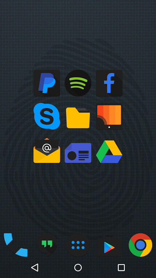 Agent Icon Pack Screenshot 4