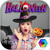 FREE SPE HALLOWEEN STICKER APK for Bluestacks