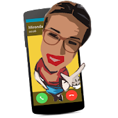 App Real call from mirandaa sing APK for Kindle