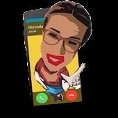 Real call from mirandaa sing APK Descargar