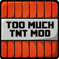 App Too much TNT mod mcpe APK for Kindle