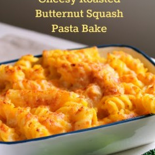 Butternut Squash Pasta Bake Recipes
