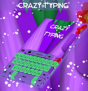 Crazy Typing App - screenshot