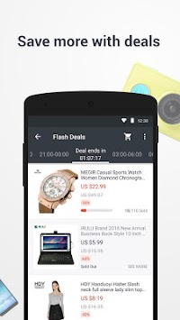 AliExpress Shopping App APK screenshot thumbnail 3