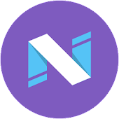 Free IN Launcher - Nougat 7.1 style APK for Windows 8