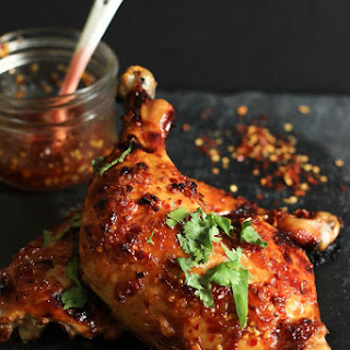 Sweet Thai Chili Roasted Chicken