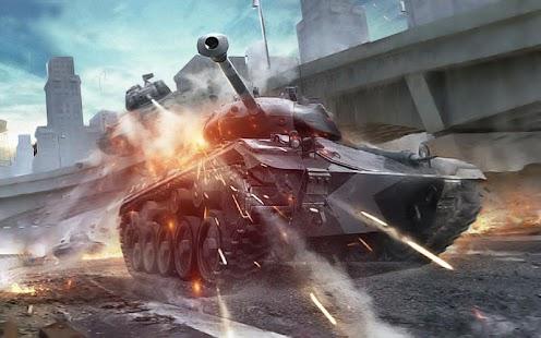 Game Heavy Army Tank Driving Simulator World War Blitz APK for Windows Phone