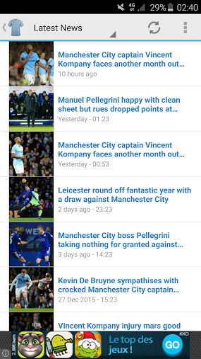 All About Manchester City FC APK
