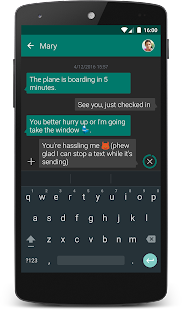 Textra SMS- screenshot thumbnail