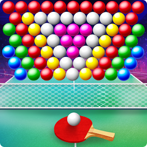 Cover art Bubble Shooter Table Tennis