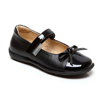 Step2wo Lonnie - Hook and Loop Bow Shoe SHOE