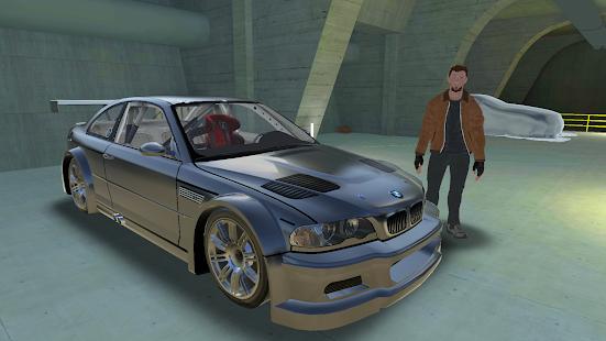 Game M3 E46 Drift Simulator APK for Kindle