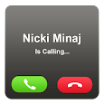 Call Prank Nicki Minaj APK Version 1.0