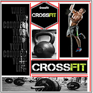 Crossfitness Training for Android