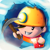Game Tiny Miners APK for Kindle