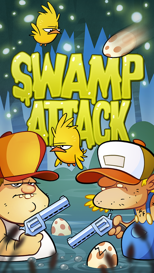 Swamp Attack Screenshot 8