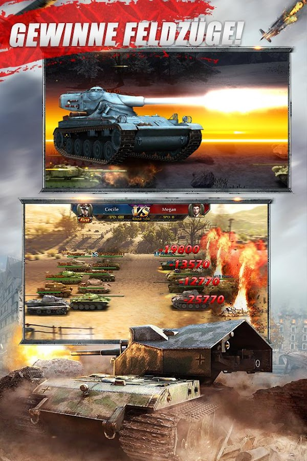 Battle Tanks - Eiserne Armee Screenshot 2