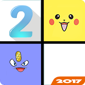 Piano Tiles : Tap Pikachu Go for PC-Windows 7,8,10 and Mac