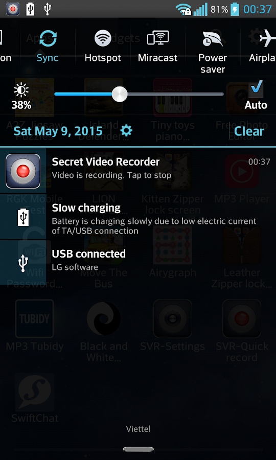 Secret Video Recorder Pro Screenshot 1