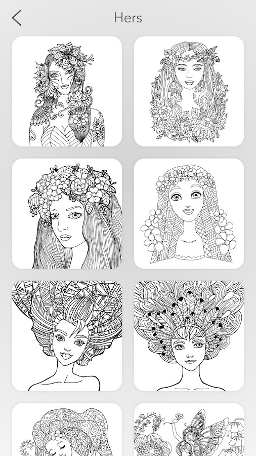 Garden Coloring Book Screenshot 6