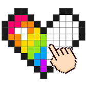 Number Coloring - Sandbox Coloring Icon