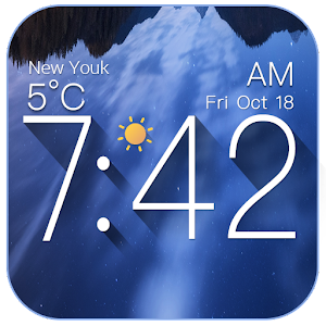 Clock and Weather Widgets for Free For PC