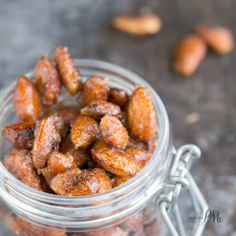 Easy Cinnamon Roasted Almonds