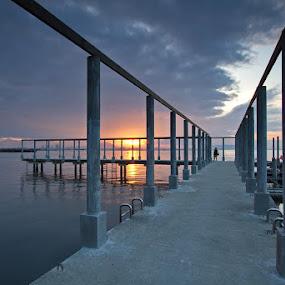 Sunrise 01   Nautilus Bay by Danny Tan - Landscapes Weather