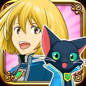 Download クイズRPG 魔法使いと黒猫のウィズ APK on PC