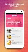 Screenshot of iMujer - Todo para nosotras