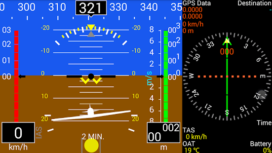 A-EFIS - screenshot