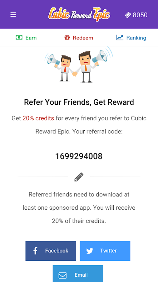 Cubic Reward Epic - Free Gifts Screenshot 4