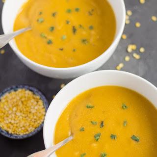 Carrot Ginger Soup Garam Masala Recipes