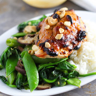 Miso Roasted Chicken