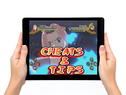 App Tips For Naruto Shippuden APK for Kindle