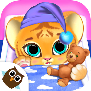Baby Tiger Care - My Cute Virtual Pet Friend For PC (Windows & MAC)