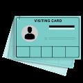 Visiting Card App