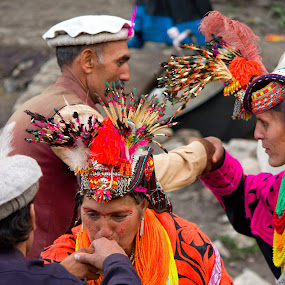 Culture of Kalash by Sheraz Mushtaq - People Street & Candids ( pakistan, unique, kalash, people, culture )